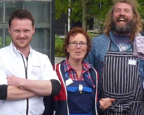 Kom koken met gepassioneerde chefkoks op deze bijzondere workshop.