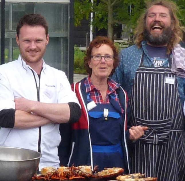 Kom koken met bevlogen topchefs op Kwekerij Zonnemaire