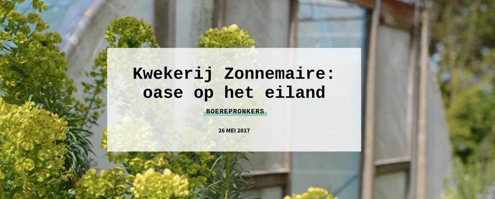 De website Groos op Zeeland bezocht de kwekerij, lees hun impressies.