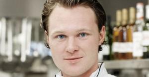 Chefkok Wouter Kik deed mee aan het programma Menu van Oranje.
