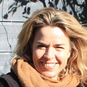 Els van Leeuwen verzorgt samen met Dienke Klompe de workshop Zin in Zintuigen